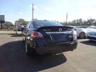 2015 Nissan Altima 2.5 SV SUNROOF. ALLOY WHEELS SEFFNER, Florida 8