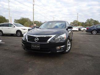2015 Nissan Altima 2.5 SL. NAVIGATION. SUNROOF. LEATHER. HTD SEATS SEFFNER, Florida