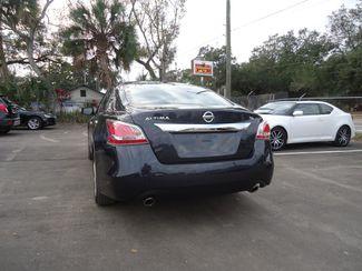 2015 Nissan Altima 2.5 SL. NAVIGATION. SUNROOF. LEATHER. HTD SEATS SEFFNER, Florida 10