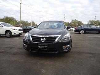 2015 Nissan Altima 2.5 SL. NAVIGATION. SUNROOF. LEATHER. HTD SEATS SEFFNER, Florida 7