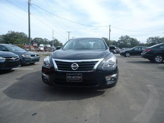 2015 Nissan Altima 2.5 SL. NAVIGATION. SUNROOF. LEATHER. HTD SEATS SEFFNER, Florida 6
