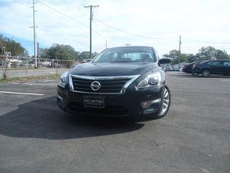 2015 Nissan Altima 2.5 S W/BACKUP CAMERA SEFFNER, Florida