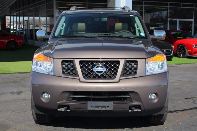 2015 Nissan Armada PLATINUM RESERVE RWD - NAV-DVDS-SUNROOF! Mooresville , NC 20