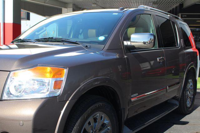 2015 Nissan Armada PLATINUM RESERVE RWD - NAV-DVDS-SUNROOF! Mooresville , NC 28