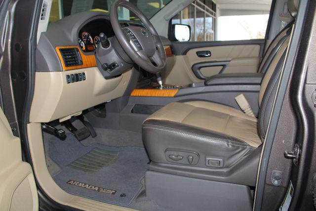 2015 Nissan Armada PLATINUM RESERVE RWD - NAV-DVDS-SUNROOF! Mooresville , NC 32