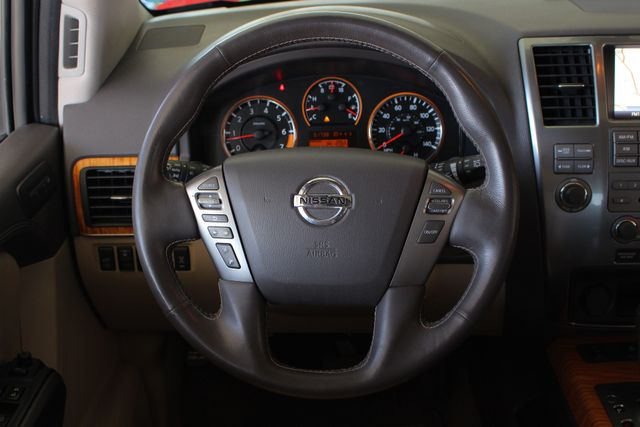 2015 Nissan Armada PLATINUM RESERVE RWD - NAV-DVDS-SUNROOF! Mooresville , NC 8