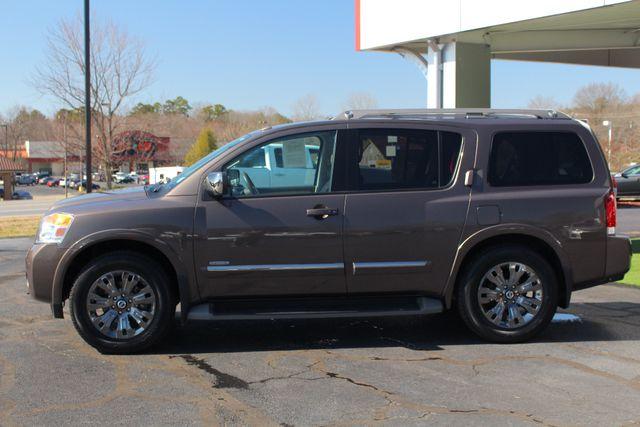 2015 Nissan Armada PLATINUM RESERVE RWD - NAV-DVDS-SUNROOF! Mooresville , NC 19