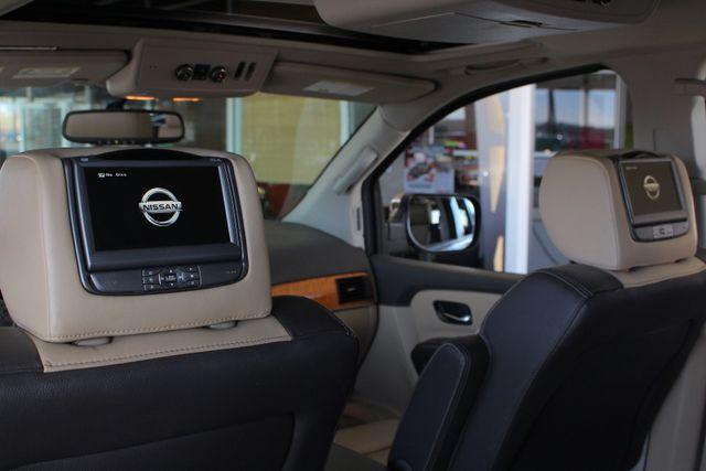 2015 Nissan Armada PLATINUM RESERVE RWD - NAV-DVDS-SUNROOF! Mooresville , NC 31