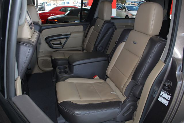 2015 Nissan Armada PLATINUM RESERVE RWD - NAV-DVDS-SUNROOF! Mooresville , NC 13