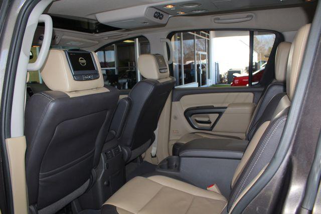 2015 Nissan Armada PLATINUM RESERVE RWD - NAV-DVDS-SUNROOF! Mooresville , NC 45