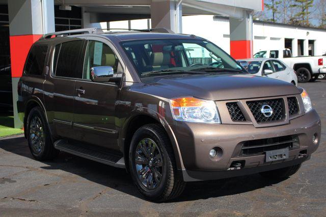 2015 Nissan Armada PLATINUM RESERVE RWD - NAV-DVDS-SUNROOF! Mooresville , NC 25