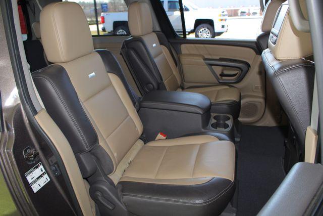 2015 Nissan Armada PLATINUM RESERVE RWD - NAV-DVDS-SUNROOF! Mooresville , NC 16