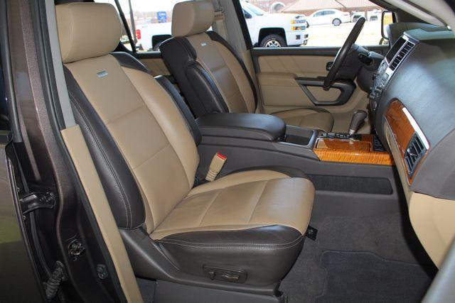 2015 Nissan Armada PLATINUM RESERVE RWD - NAV-DVDS-SUNROOF! Mooresville , NC 17