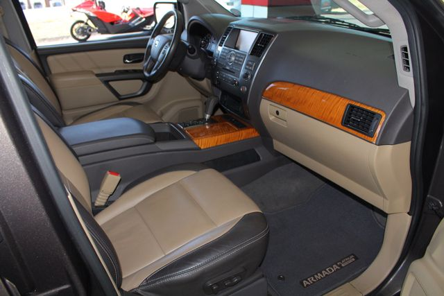 2015 Nissan Armada PLATINUM RESERVE RWD - NAV-DVDS-SUNROOF! Mooresville , NC 36