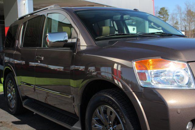 2015 Nissan Armada PLATINUM RESERVE RWD - NAV-DVDS-SUNROOF! Mooresville , NC 27