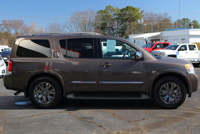 2015 Nissan Armada PLATINUM RESERVE RWD - NAV-DVDS-SUNROOF! Mooresville , NC 18