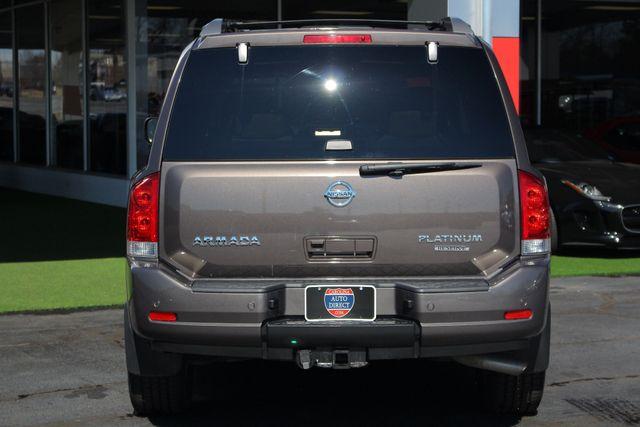 2015 Nissan Armada PLATINUM RESERVE RWD - NAV-DVDS-SUNROOF! Mooresville , NC 21
