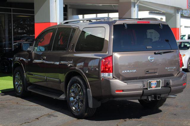 2015 Nissan Armada PLATINUM RESERVE RWD - NAV-DVDS-SUNROOF! Mooresville , NC 30