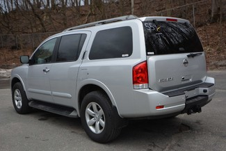 2015 Nissan Armada SV Naugatuck, Connecticut 2