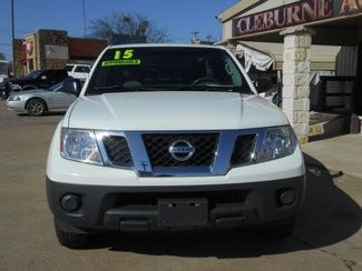 2015 Nissan Frontier SV King Cab I4 5AT 2WD Cleburne, Texas
