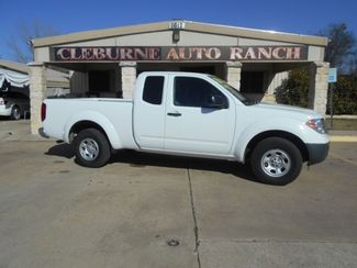 2015 Nissan Frontier SV King Cab I4 5AT 2WD Cleburne, Texas 2