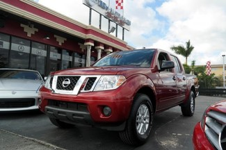 2015 Nissan Frontier Desert Runner Hialeah, Florida