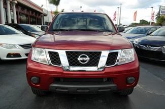 2015 Nissan Frontier Desert Runner Hialeah, Florida 1