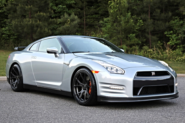 2015 Nissan GT-R Black Edition Mooresville, North Carolina 1