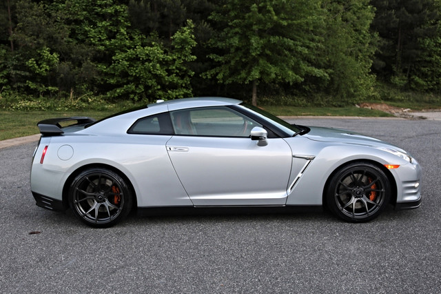 2015 Nissan GT-R Black Edition Mooresville, North Carolina 8