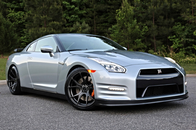 2015 Nissan GT-R Black Edition Mooresville, North Carolina 0