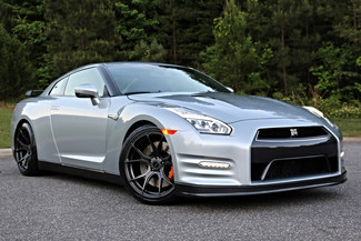 2015 Nissan GT-R Black Edition Mooresville, North Carolina