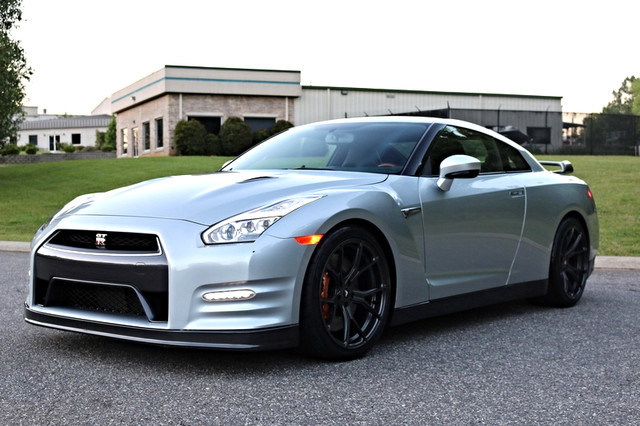 2015 Nissan GT-R Black Edition Mooresville, North Carolina 3