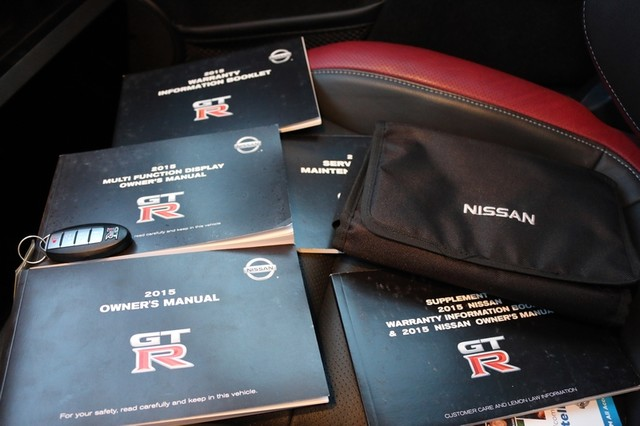 2015 Nissan GT-R Black Edition Mooresville, North Carolina 68