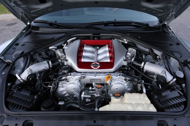 2015 Nissan GT-R Black Edition Mooresville, North Carolina 70