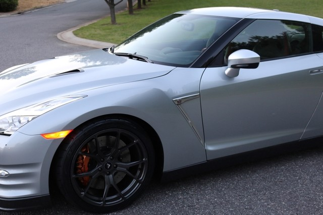 2015 Nissan GT-R Black Edition Mooresville, North Carolina 78