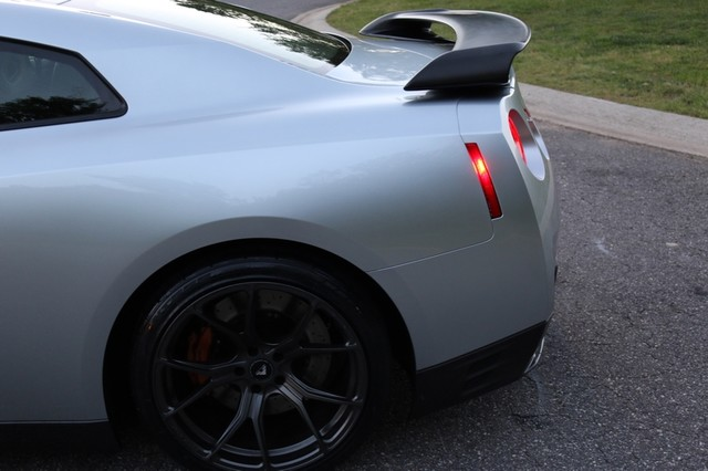 2015 Nissan GT-R Black Edition Mooresville, North Carolina 83
