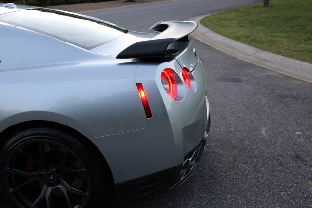 2015 Nissan GT-R Black Edition Mooresville, North Carolina 84