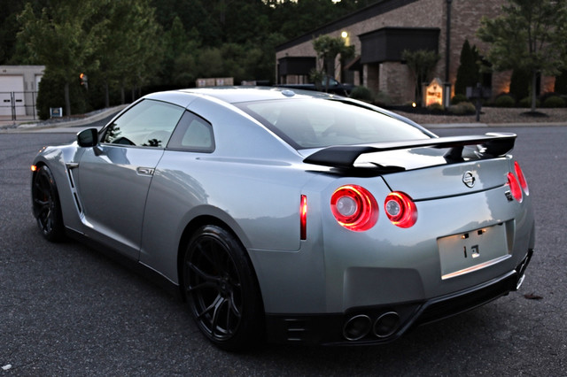 2015 Nissan GT-R Black Edition Mooresville, North Carolina 85
