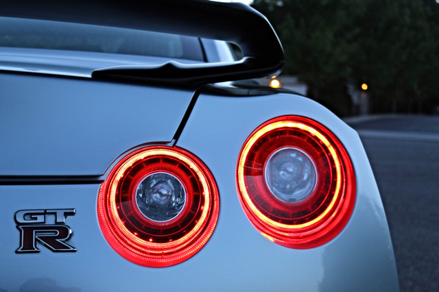 2015 Nissan GT-R Black Edition Mooresville, North Carolina 87