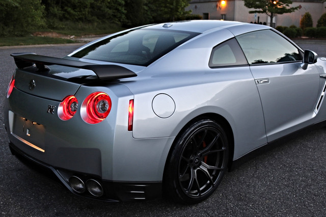 2015 Nissan GT-R Black Edition Mooresville, North Carolina 93