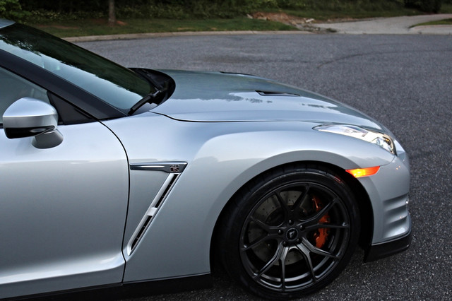 2015 Nissan GT-R Black Edition Mooresville, North Carolina 77