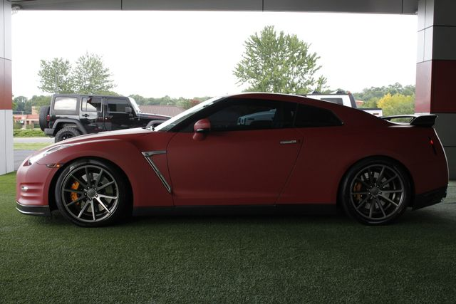 2015 Nissan GT-R Black Edition AWD - LOT$ OF EXTRA$! Mooresville , NC 17