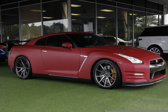 2015 Nissan GT-R Black Edition AWD - LOT$ OF EXTRA$! Mooresville , NC 23