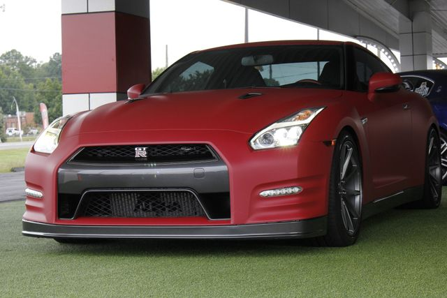 2015 Nissan GT-R Black Edition AWD - LOT$ OF EXTRA$! Mooresville , NC 29