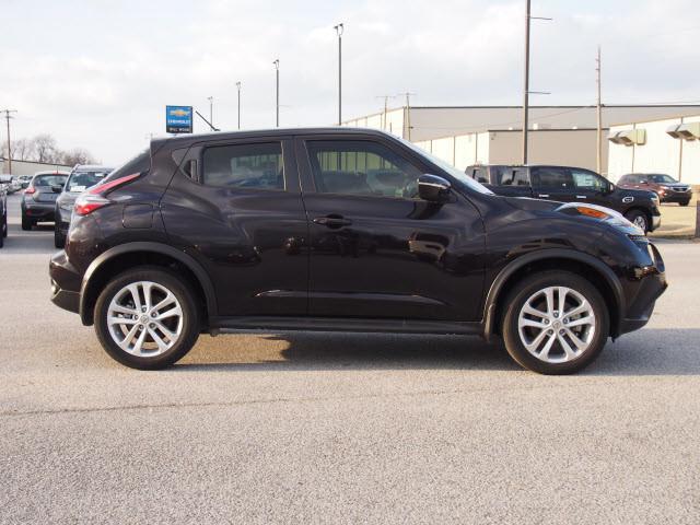 2015 Nissan JUKE S Harrison, Arkansas 4