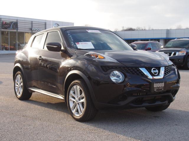 2015 Nissan JUKE S Harrison, Arkansas 5