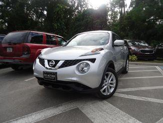 2015 Nissan JUKE AWD SEFFNER, Florida 4