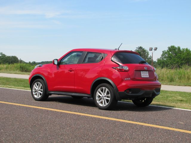 2015 Nissan JUKE SV St. Louis, Missouri 3