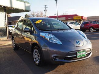 2015 Nissan LEAF S Englewood, CO 2