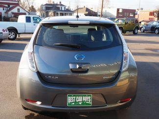 2015 Nissan LEAF S Englewood, CO 4